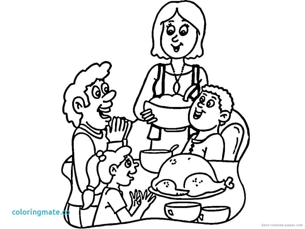 Father And Daughter Coloring Pages