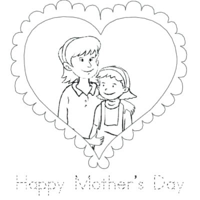 Father And Daughter Coloring Pages At Getdrawings Com Free For