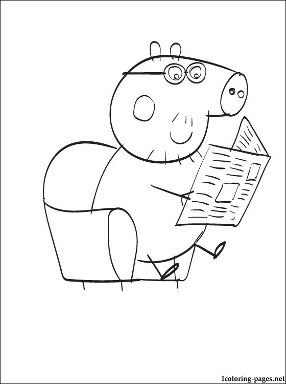 560x750 Father Son Coloring Pages Printable Coloring Father Coloring Page