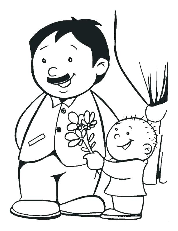 612x792 God Our Father Coloring Pages Our Father Coloring Page Our Father