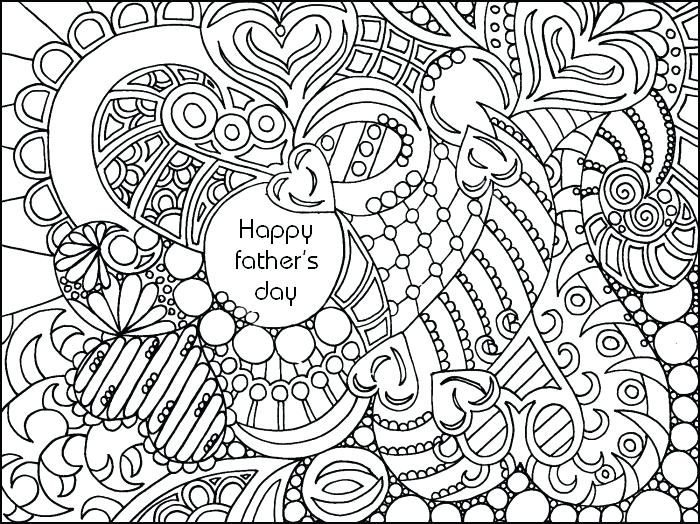 700x524 Fathers Day Coloring Pages Adult Coloring Page Fathers Day Fathers