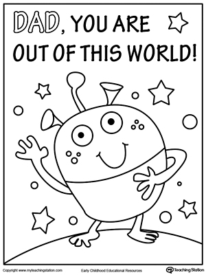 Fathers Day Coloring Pages at GetDrawings.com | Free for ...