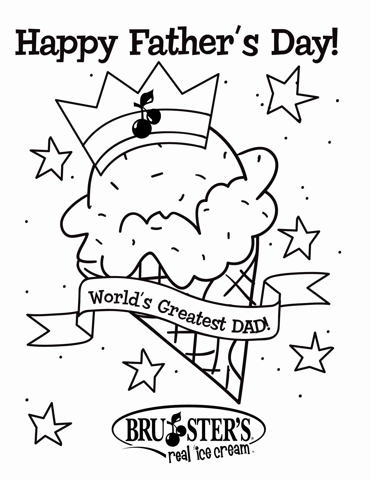 1275x1650 Fathers Day Coloring Pages For Grandpa Free Flag Day Coloring
