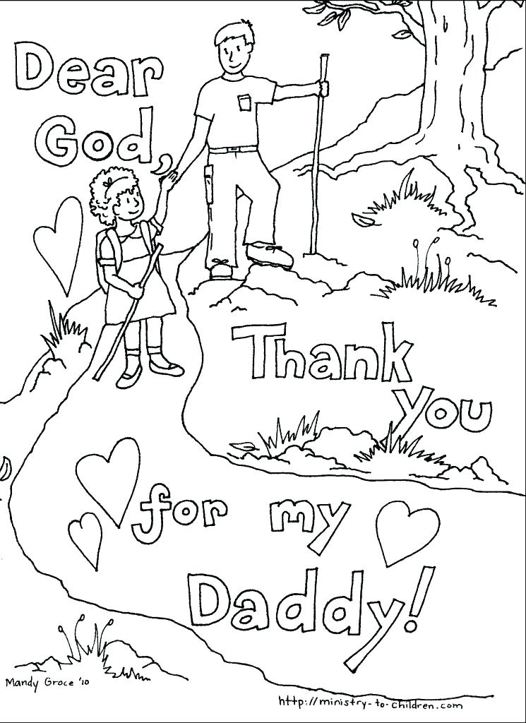 745x1024 Free Fathers Day Coloring Pages From Daughter Photos Pictures