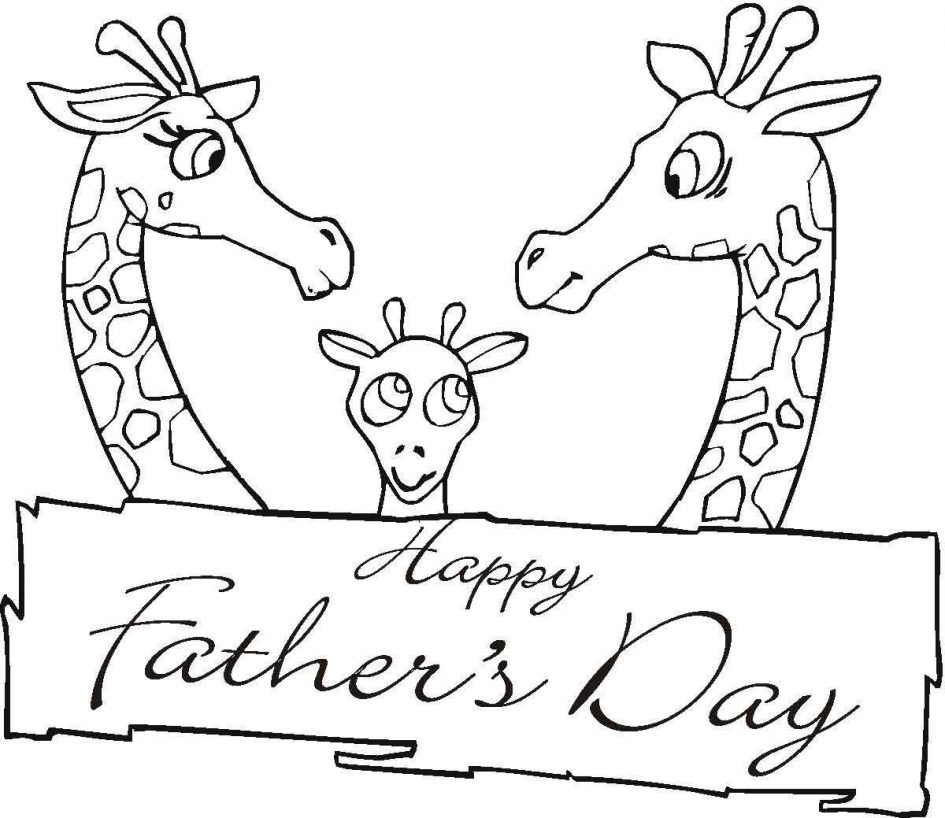 945x818 Download Coloring Pages Printable Fathers Day Coloring Pages Free