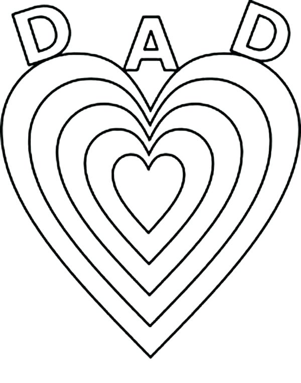 The Best Free Fathers Day Coloring Page Images Download From 11807