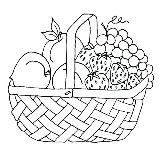 540x502 Best Of Fruit Colouring Pages Pdf Gallery Printable Coloring Sheet