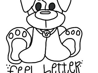 320x240 Feel Better Coloring Pages Feel Better Coloring Pages Feel Better