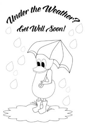 280x425 Printable Get Well Cards For Kids To Color