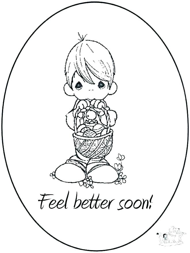 660x880 Feel Better Coloring Pages Get Well Soon Butterfly Get Well Soon