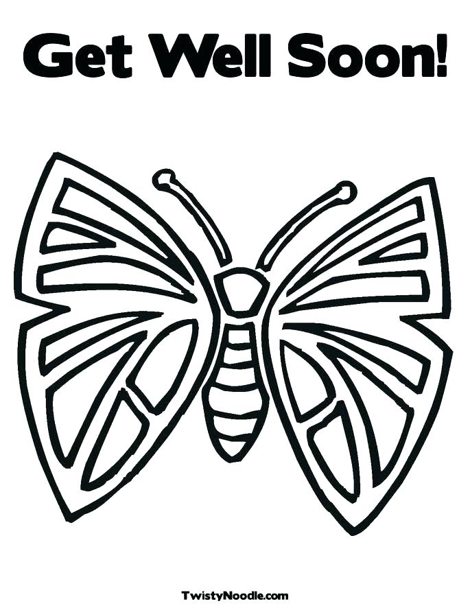 685x886 Get Well Soon Pictures To Color Feel Better Coloring Pages Get