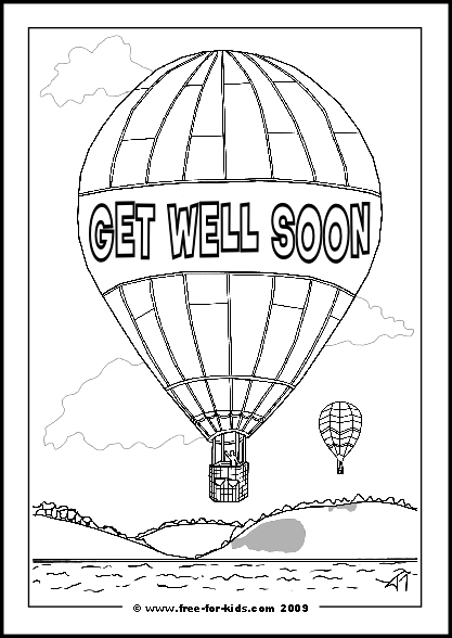 417x588 Get Well Soon Coloring Pages Printables Kid Stuff