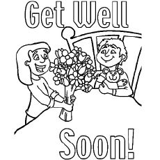 230x230 Top Free Printable Get Well Soon Coloring Pages Online Bears