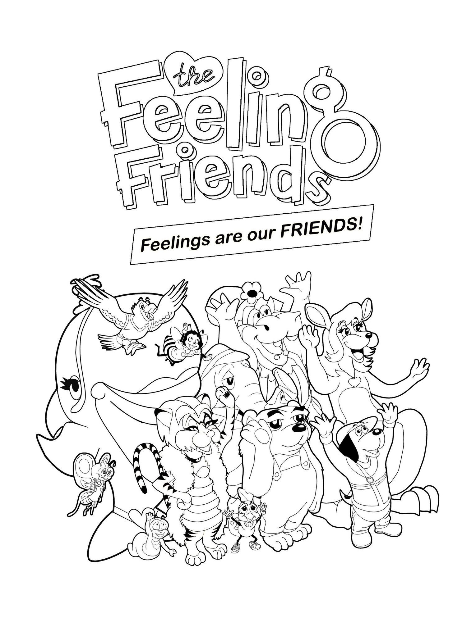 1531x2048 amazing feelings coloring pages popular book
