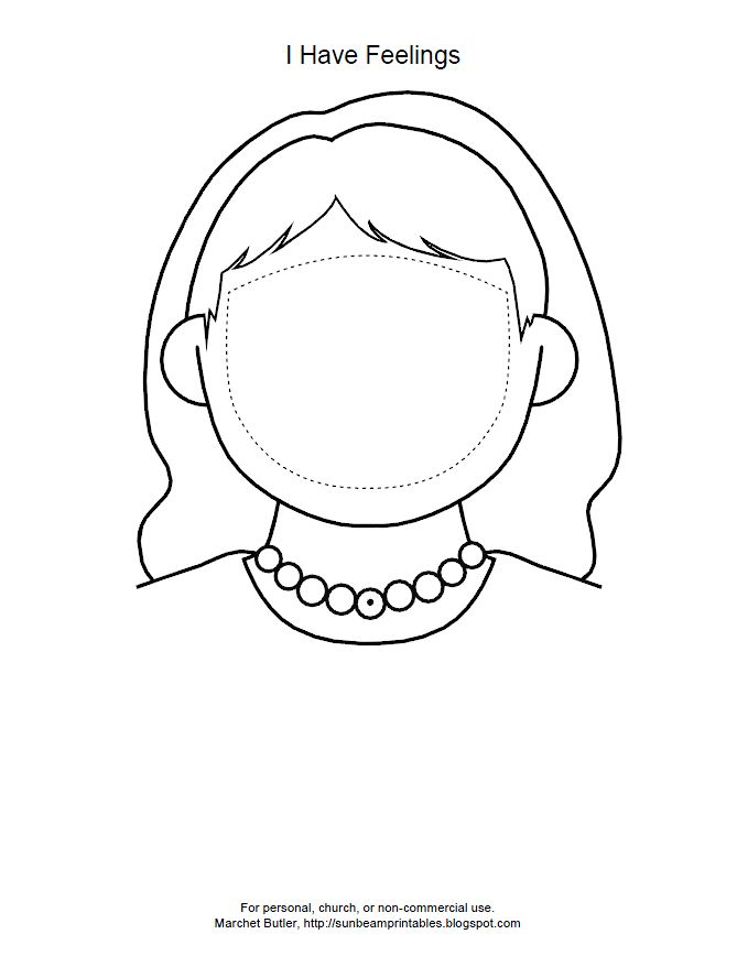 Feelings Coloring Pages Printable Free at GetDrawings com | Free for