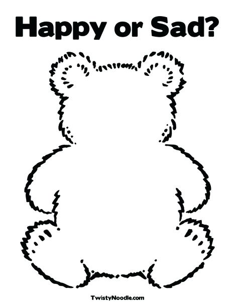 Feelings Coloring Pages Printable Free At Getdrawings Com Free For