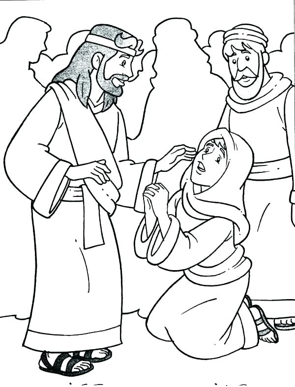 600x788 Jesus Washing Feet Coloring Page Washes The Disciples Feet