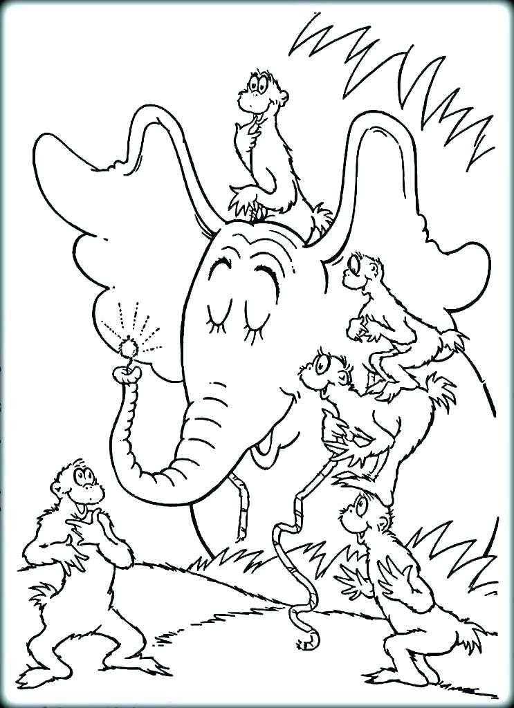 743x1024 Page Happy Feet Coloring Pages The Foot Book Coloring Pages