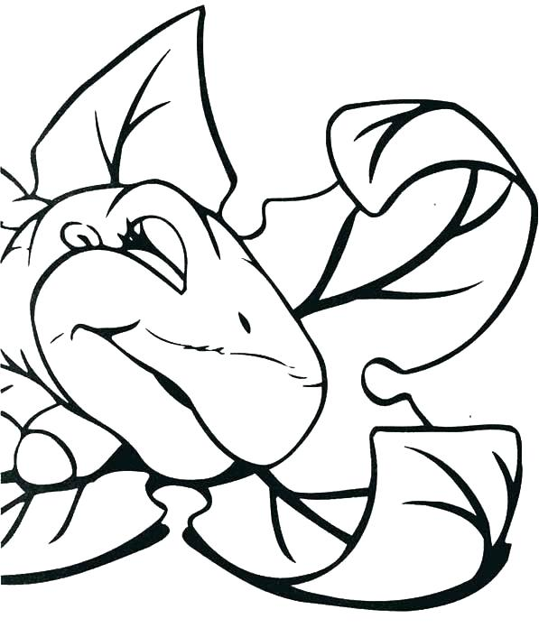 597x696 The Land Before Time Coloring Pages Finest Feet Coloring Pages