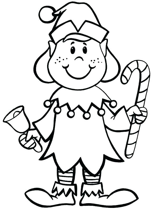 589x800 Coloring Pages For Girls Free Girl Elf Coloring Pages Coloring