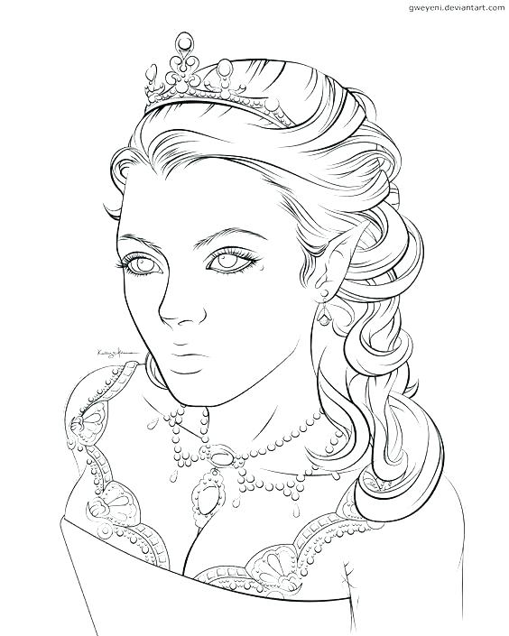 564x705 Elves Coloring Pages Unique Girl Elf Coloring Pages And Elf