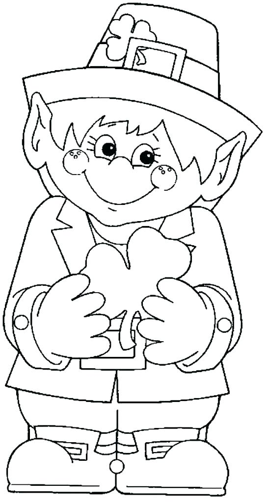 546x1024 Cute Girl Coloring Pages Cute Girl Coloring Sheets Girl Leprechaun