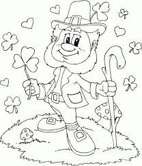 208x242 Free St Patrick's Day Coloring Pages St Pats, Saints And Craft