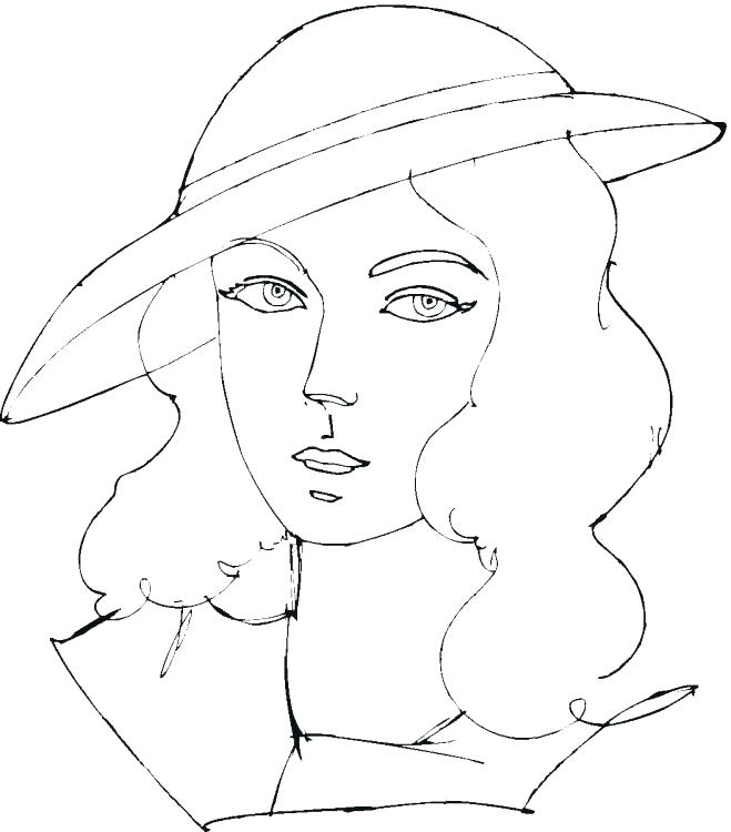 659x750 Female Coloring Pages National History Month Coloring Pages