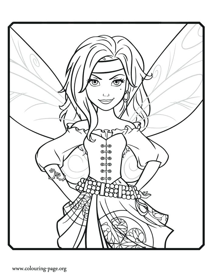 700x916 Girl Pirate Colouring Pages Best Coloring The Media Images