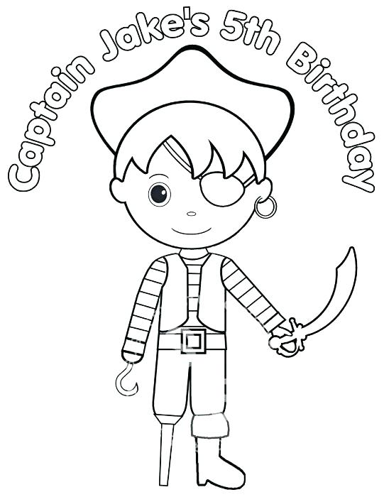 541x700 Jake And The Neverland Pirates Coloring Pages Printable Die Jake