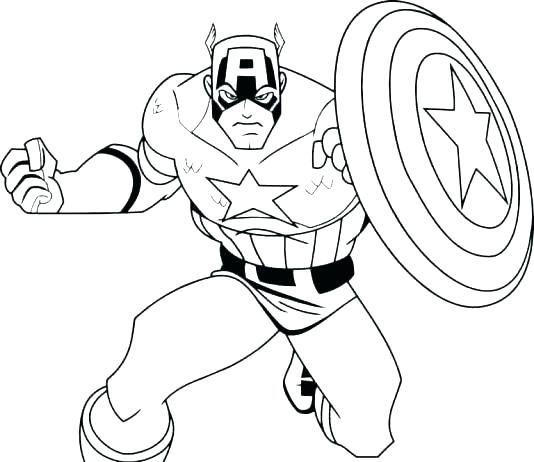 534x462 Free Coloring Pages Superheroes Girl Superheroes Coloring Pages