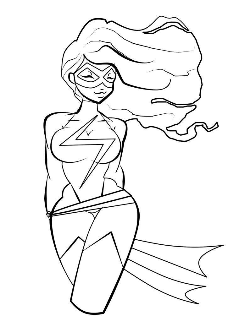 795x1006 Pretty Looking Lego Marvel Coloring Pages Free With Female