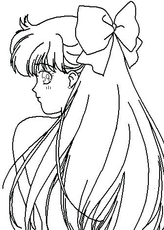336x472 Anime Girl Coloring Pages To Print Anime Girl Coloring Pages