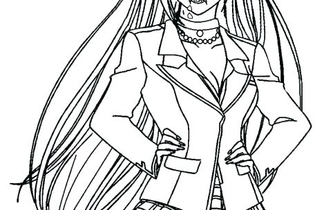 469x304 Vampire Knight Coloring Pages Vampire Coloring Pages Girl Vampire