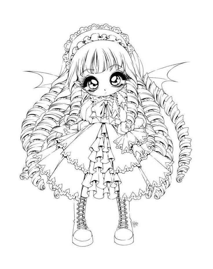 736x929 Coloring Pages For Adults Anime