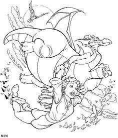 236x275 The Magic Sword Quest For Camelot Coloring Pages For Kids