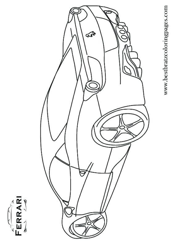 564x789 Ferrari Coloring Pages Coloring Pages Ferrari Fxx Coloring Pages