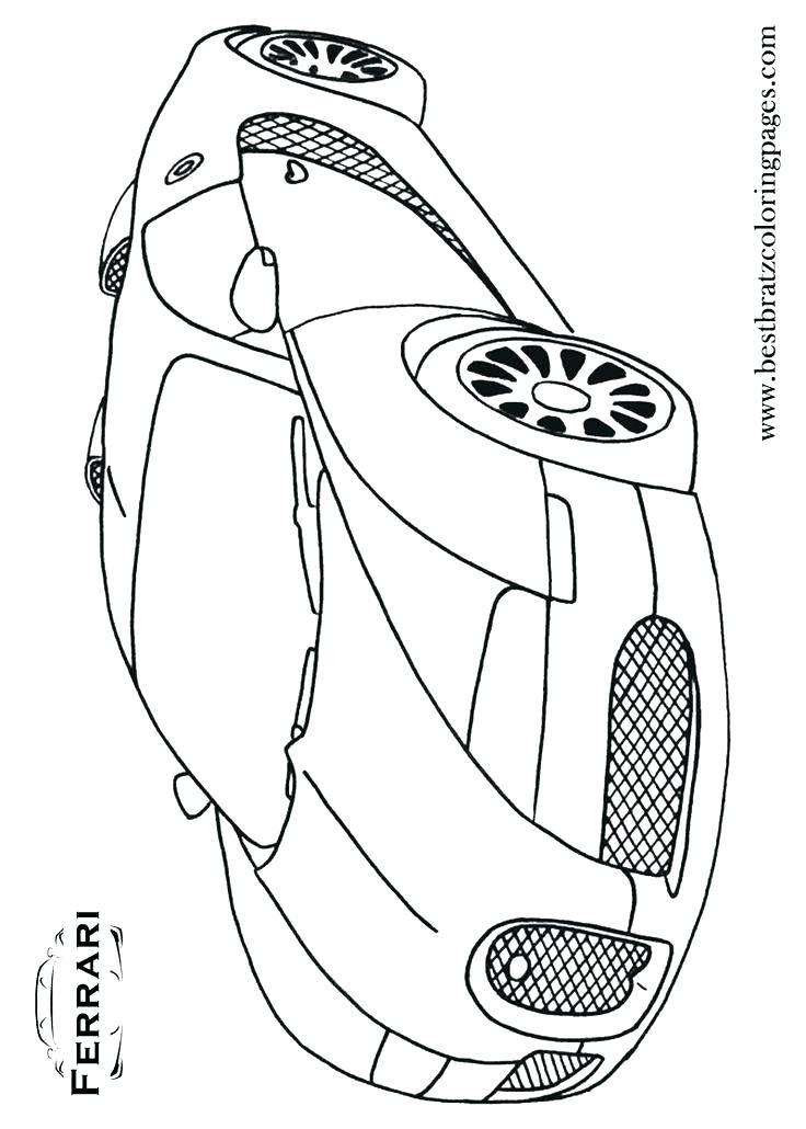 736x1030 Ferrari Coloring Pages Coloring Pages Pics Coloring Pages Ferrari