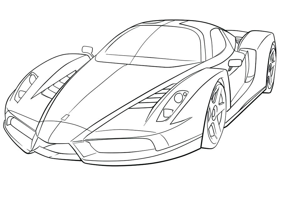 900x640 Coloring Pages Coloring Pages Of Ferrari Download Or Print These