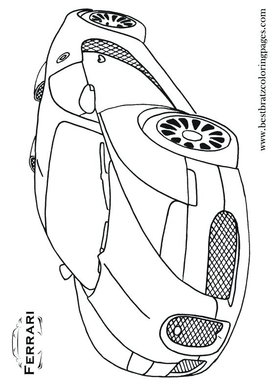564x789 Ferrari Coloring Pages Coloring Pages To Print Ferrari Logo