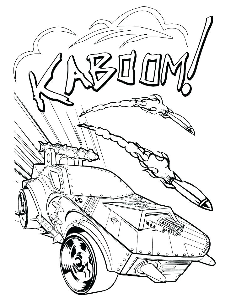 736x952 Wheel Coloring Page