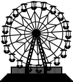 236x266 Drawn Ferris Wheel Cute
