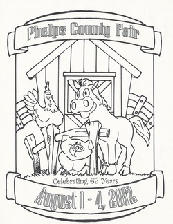 250x324 Fair Coloring Pages