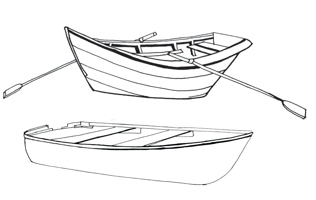 1047x665 Ferry Boat Colouring Pages Kids Coloring Free Printable Boat