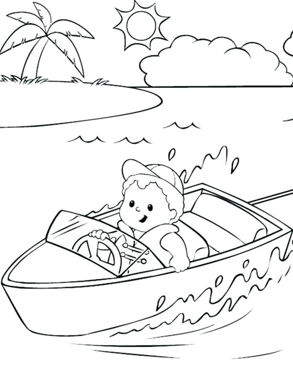 600x766 Little People Coloring Pages Free Printable Coloring Pages