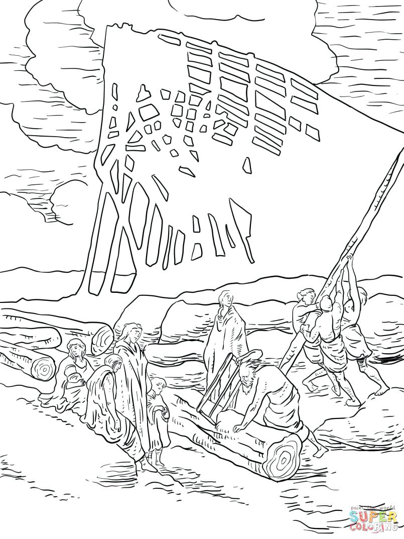 805x1073 Coloring Pages Boat Coloring Pages Speed Sheets Boat Coloring