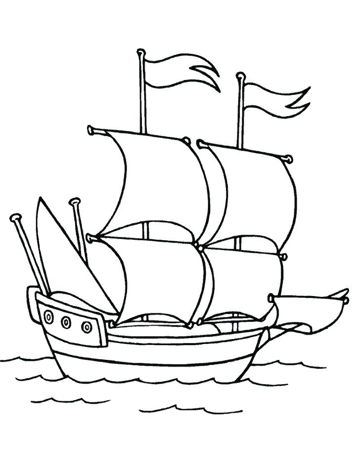 718x957 Boat Coloring Speed Boat Coloring Pages Boat Coloring Pages