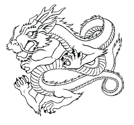 570x530 Dragon Boat Festival Coloring Pages Family Dragon Boat Festival