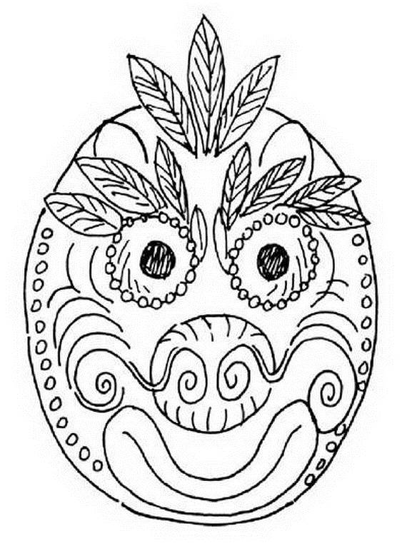 570x768 Chinese Dragon Boat Festival Coloring Pages