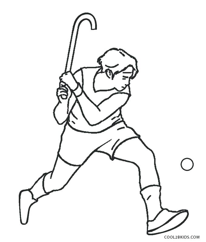 680x797 Coloring Pages Hockey Hockey Player Coloring Page Hockey Player